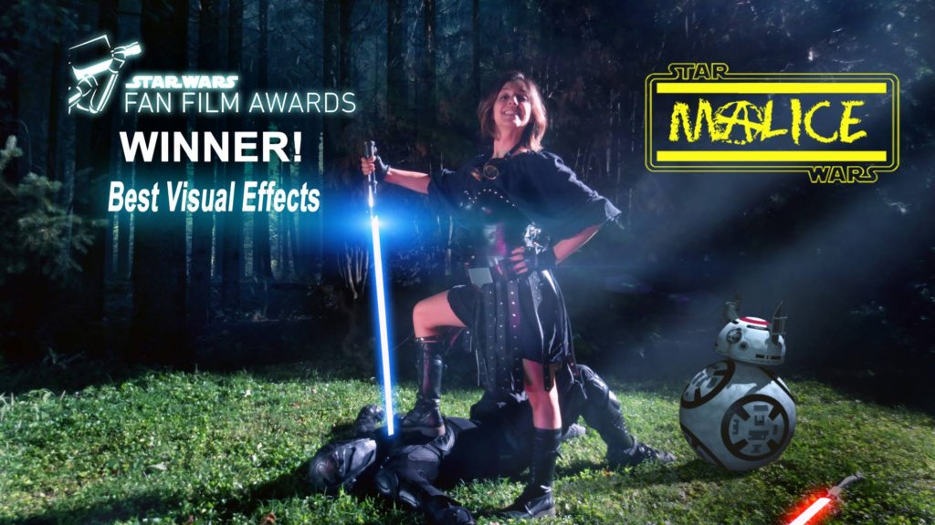 STAR MALICE WARS - Disney Star Wars Fan Films Award