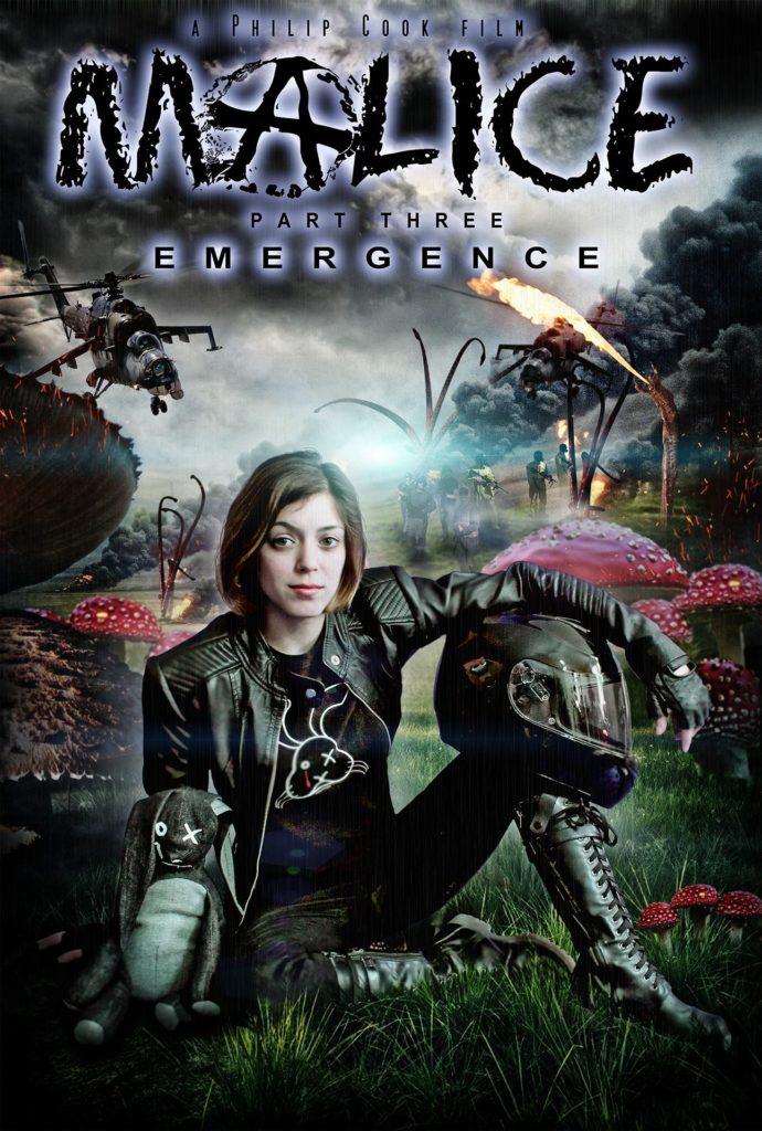 Malice Emergence now streaming on Amazon!