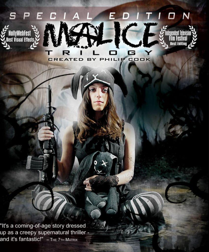 The Malice Trilogy on Amazon Prime