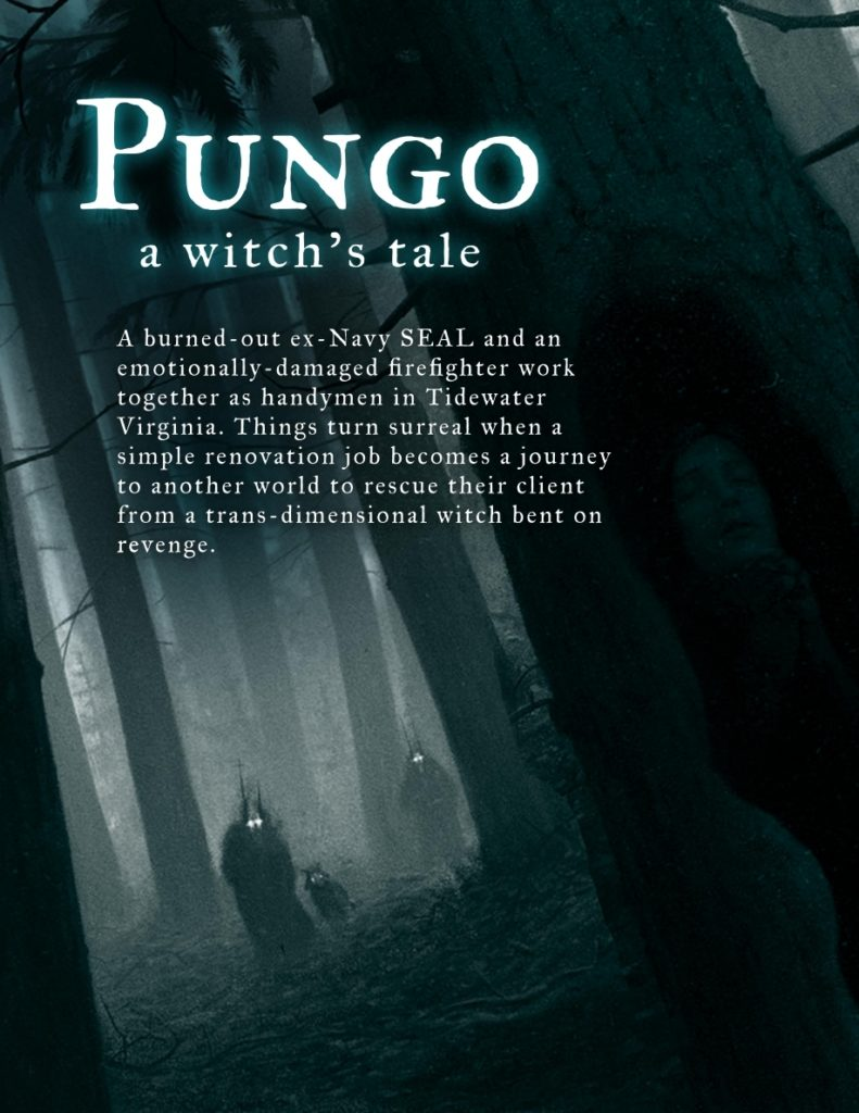 Pungo - A Witch's Tale 2
