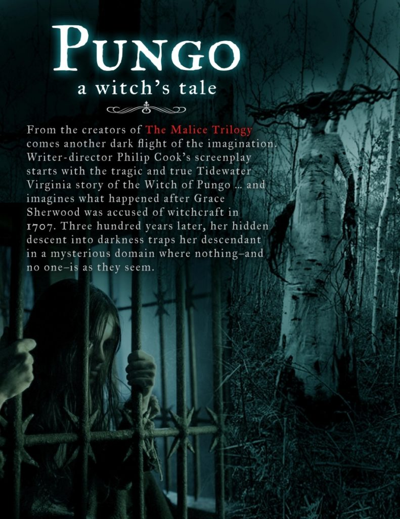 Pungo - A Witch's Tale 3