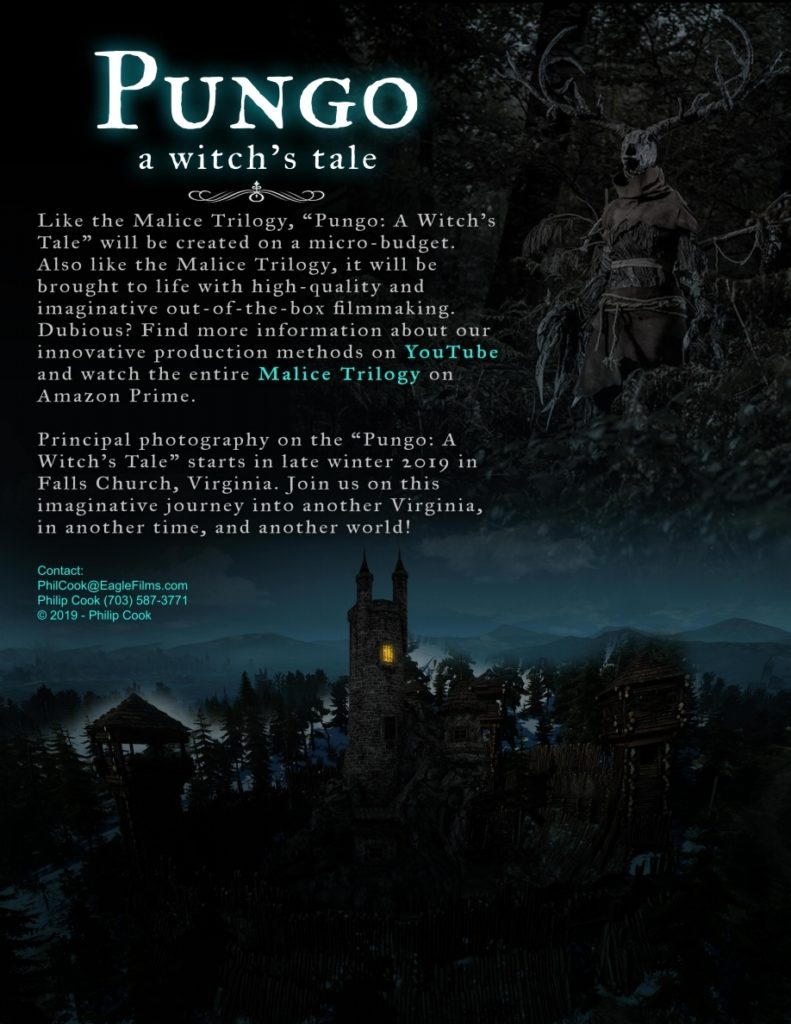 Pungo - A Witch's Tale 4