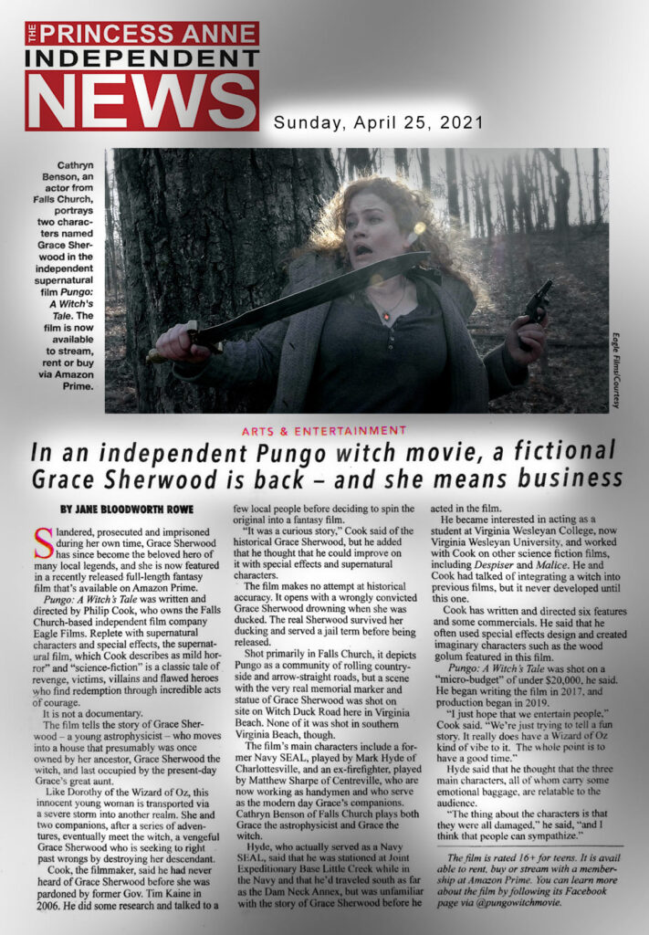 Pungo Review - Princess Anne Independent News