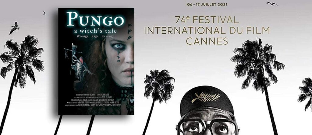 Pungo - A Witch's Tale at Cannes 2021